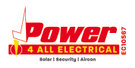 Power 4 All Electrical Logo