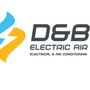 D&B ELECTRIC AIR Logo