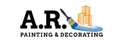 AR Painting & Decorating Logo