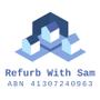 Refurb with Sam Logo