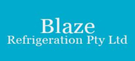 Blaze Refrigeration Pty Ltd Logo