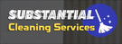 Substantial Cleaning Services Logo