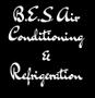 B.E.S Air Conditioning & Refrigeration Logo
