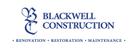 Blackwell Construction Logo