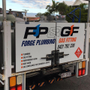 Forge's Plumbing and Gasfitting Logo