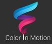 Color in Motion Logo