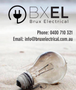 Brux Electrical Logo