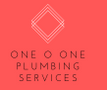 One O One Plumbing Services Logo