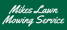 Robs LAWN MOWING SERVICES Logo