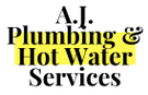 A.J. Plumbing & Hot Water Services Logo