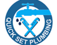 Quick Set Plumbing Logo
