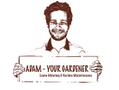 Adam Your Gardener Logo