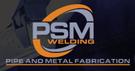 PSM Welding Logo