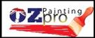 Ozpro Painting Logo