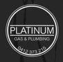 Platinum Gas And Plumbing Logo