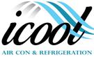 Icool Air Con & Refrigeration Pty Ltd Logo