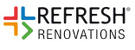 Refresh Renovations - Melbourne West, North West Andre Jeffery Logo
