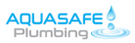 Aquasafe Plumbing Pty Ltd Logo