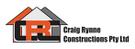Craig Rynne Constructions Pty Ltd Logo