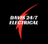 Davis 24/7 Electrical Logo