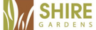Blue shamrock landscaping & decking Logo