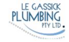 Le Gassick Plumbing Logo