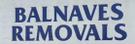 Paul Adams Removals Logo