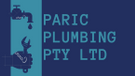 Paric Plumbing Pty Ltd Logo