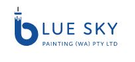 Blue Sky Painting WA Pty Ltd Logo