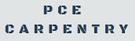 PCE Carpentry Logo