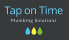 Tap on Time Plumbing Solutions Logo