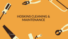 Hoskins Cleaning & Maintenance Logo