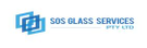 SOS Glass Services Pty Ltd Logo
