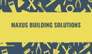 Maxus Building Solutions Logo