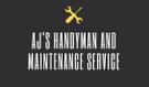 JD Handyman Logo