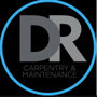 DR Carpentry & Maintenance Solutions Logo