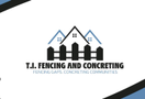 T.I Fencing and Concreting Logo