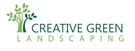 Creative Green Landscaping Logo