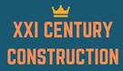XXI Century Construction Logo