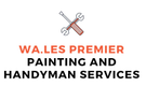 Wa.Les Premier Painting and Handyman Services Logo