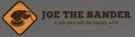 Joe The Sander Logo