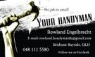 Your Handyman & Renovations Logo