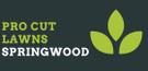 Pro Cut Lawns Springwood Logo