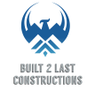 Built 2 Last Constructions Pty Ltd Logo