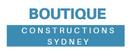 Boutique Constructions Sydney Pty Ltd Logo