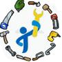 A To Zee Handyman Logo