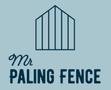 Mr. Paling Fence Logo