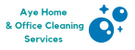 Aye Home & Office Cleaning Services Logo