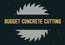 Budget Concrete Cutting Logo