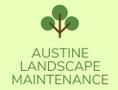 Austine Landscape Maintenance Logo